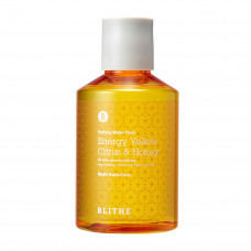 Маска-сплэш Blithe Patting Splash Mask Energy Yellow Citrus & Honey
