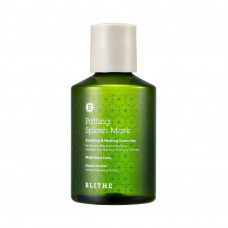 Маска-сплэш Blithe Patting Splash Mask Soothing & Healing Green Tea