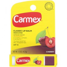 Бальзам-стік для губ Вишня Carmex Classic Medicated Lip Balm Stick