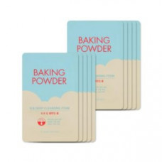 Пробник пінки для особи Etude House Baking Powder & BB Deep Cleansing Foam