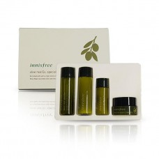 Набір мініатюр Innisfree Olive Real Ex. Special Kit