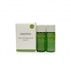 Набір пробників Innisfree Green Tea Balancing EX Dual Kit