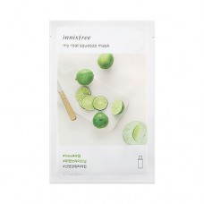 Тканинна маска з екстрактом лайму Innisfree My Real Squeeze Lime Mask