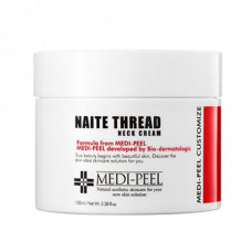 Крем для шиї та зони декольте Medi-peel Naite Thread Neck Cream
