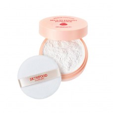 Пудра рассыпчатая Skinfood Peach Cotton Multi Finish Powder
