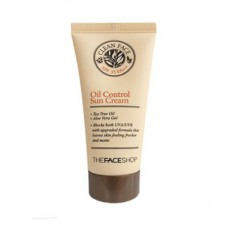 Сонцезахисний крем The Face Shop Oil Control Sun Cream